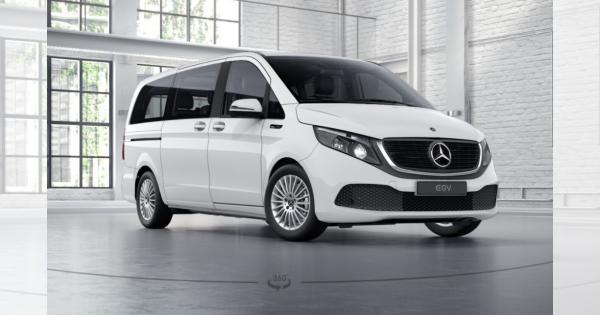 Privatleasing: Mercedes-Benz EQV / 100kWh (konfigurierbar) inkl. Wartung für 499€ (eff 512€) monatlich - LF:0,69