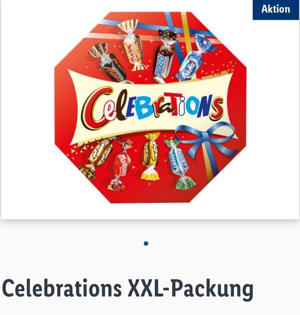 Celebration XXL Packung 269 g ab 11.03 im Lidl
