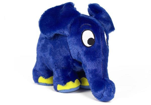 [Thalia KultClub] Die Sendung mit der Maus: Elefant, 19 cm groß, Plüsch-Elefant
