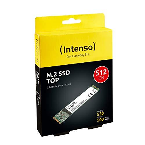 512GB Intenso Top Performance interne SSD M.2 SATA III