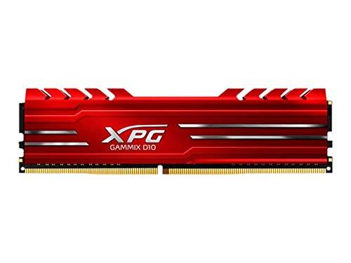 ADATA XPG Gammix D10 rot DIMM 32GB DDR4-3000 CL16-20-20 (AX4U3000716G16A-DR10)