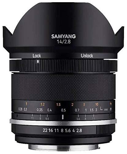 Samyang MF 14mm F2.8 Mark II Objektiv für MFT