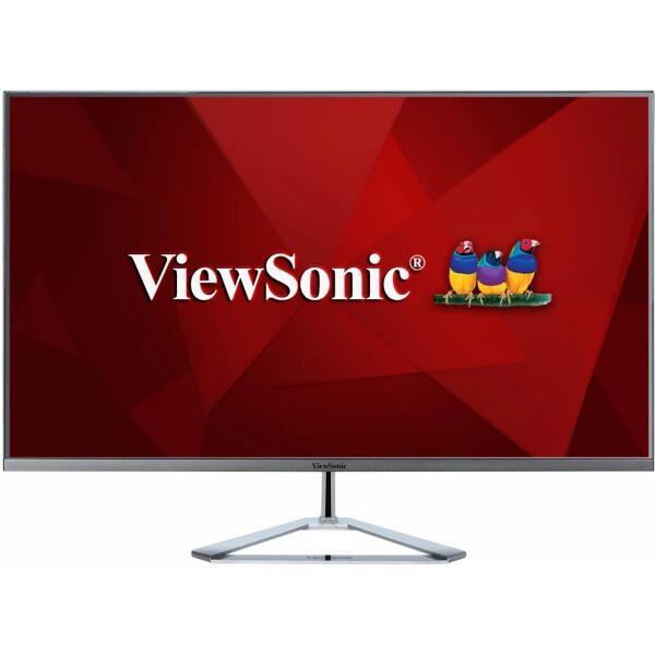 """[Metro] 32"""" Monitor - Viewsonic VX3276-2K-mhd IPS WQHD 75Hz, 2x DP (10€ Newsletter-Gutschein möglich)"""
