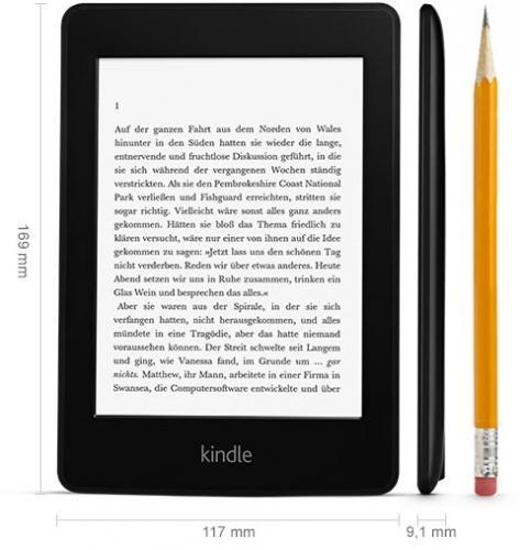 Kindle Paperwhite um 119€ @HEM Expert [regional BW]