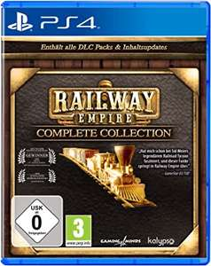 [Prime] Railway Empire Complete Collection (Playstation 4) oder Xbox One