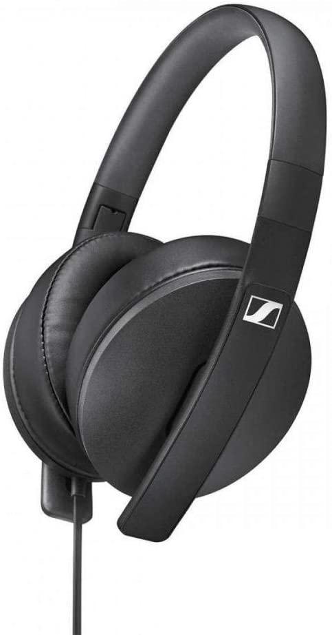 Sennheiser HD 300 Leichter, faltbarer Around-Ear-Kopfhörer schwarz für 28,90€ inkl. Versandkosten mit Prime