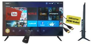 UHD SMART TV S50U50109MQ - B-Ware