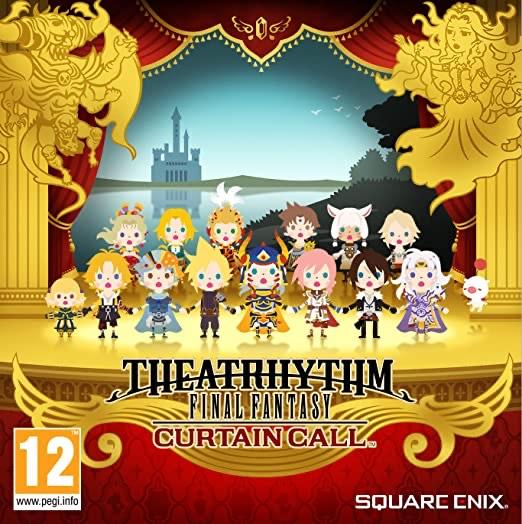 Final Fantasy Explorers und Curtain Call