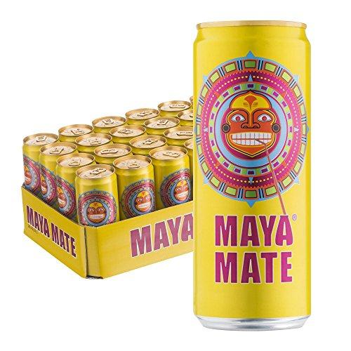 personalisiert / Amazon Prime: Maya Mate Dosen, 24er Pack (24 x 330 ml) für 19,62€ inkl. Pfand im SparAbo