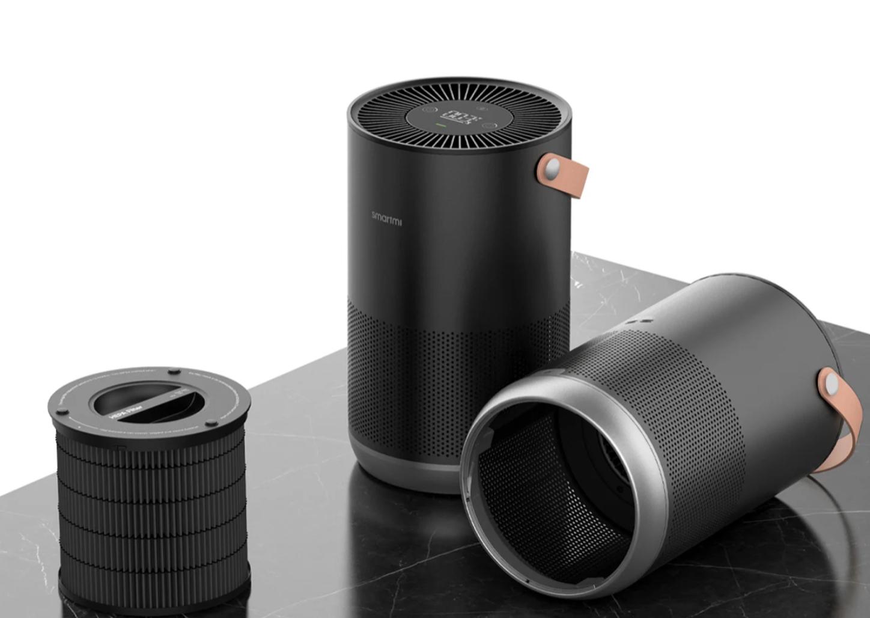 [Indiegogo] SmartMi Air Purifier P1 - Luftreiniger (H13, 99,97%, Smart)