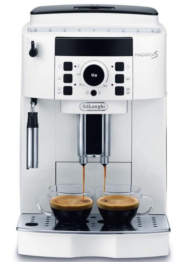 Amazon: De'Longhi - DeLonghi ECAM 21.110.W - Kaffeevollautomat