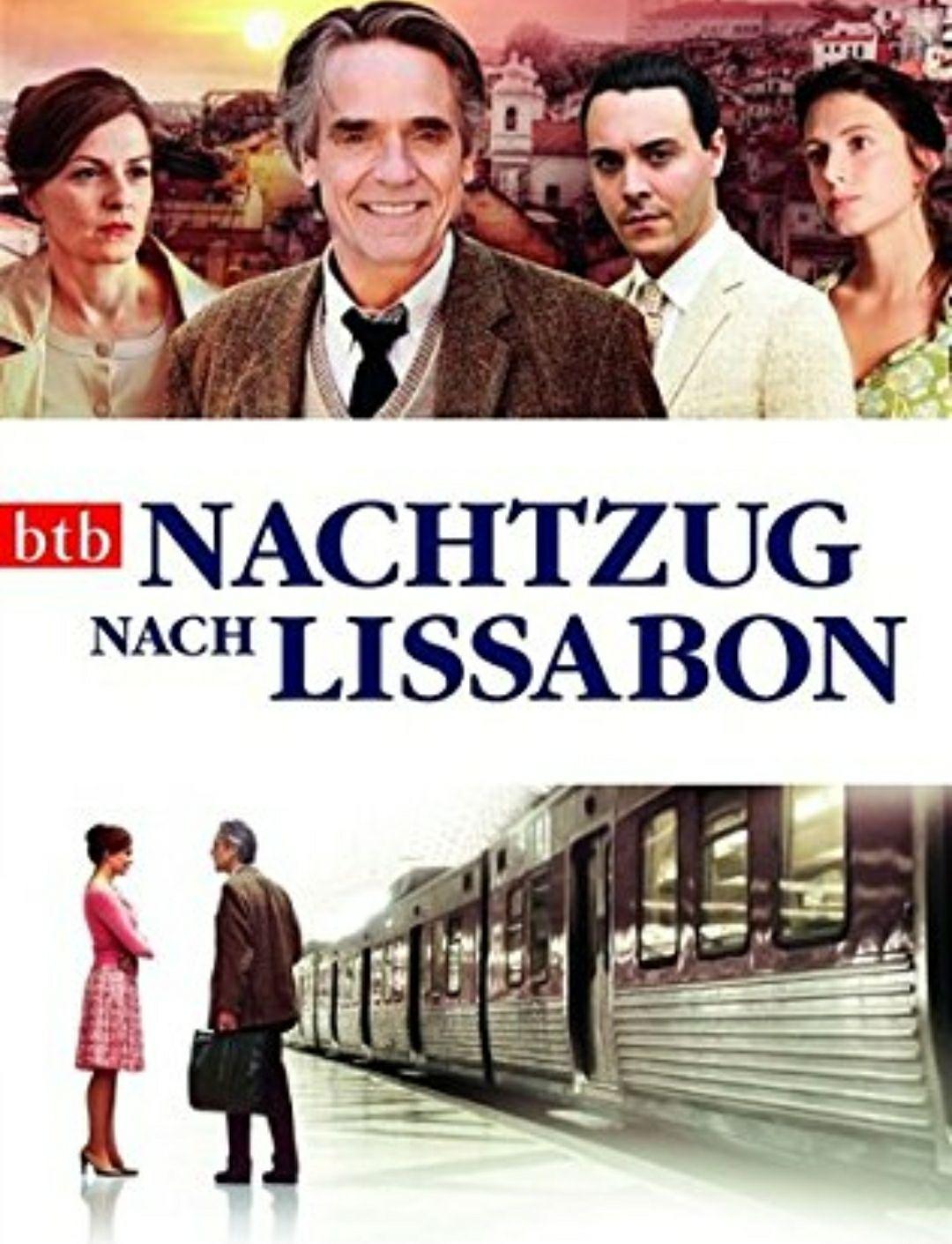 """[ARD Mediathek] """"Nachtzug nach Lissabon"""" mit Jeremy Irons, Melanie Laurent und Bruno Ganz kostenlos streamen"""