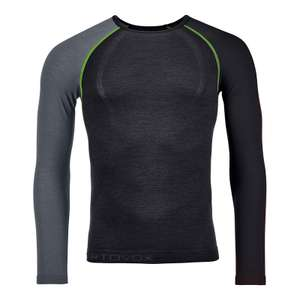 (Funktionelles) Ortovox 120 Merino Competition Light Longsleeve/Baselayer