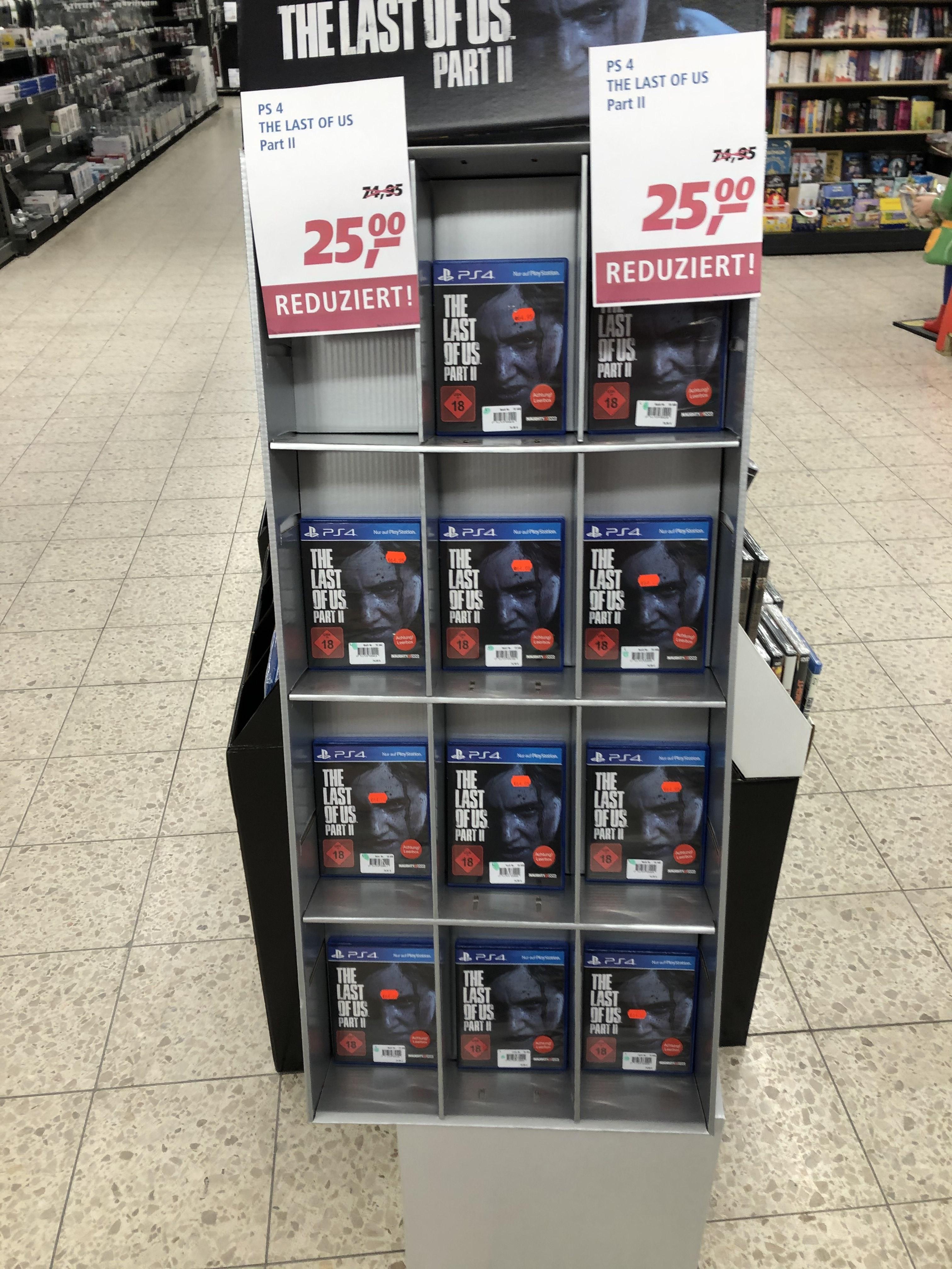 (Lokal Hamburg) The Last of us part 2 PS4