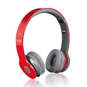 BEATS BEI DR. DRE SOLO HD ROT LIMITED EDITION HEADPHONE