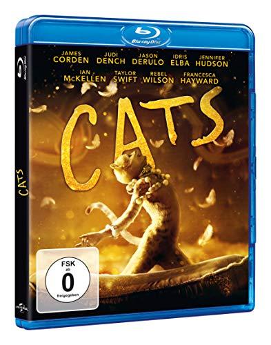 Cats 2019 [Blu-Ray] Amazon Prime/Thalia - Eine Edelperle des Trashs