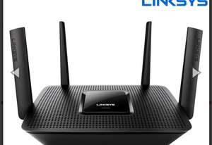Linksys Max-Stream Tri-Band Router