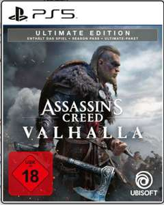 Assassin's Creed Valhalla Ultimate Edition PS5 USK Version