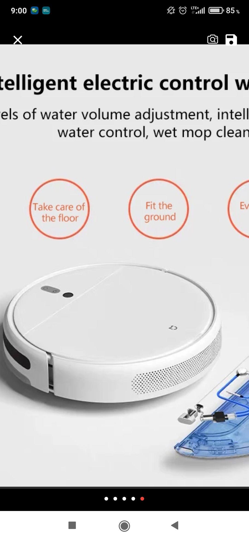Xiaomi 1c Roboter Staubsauger STYTJ01ZHM