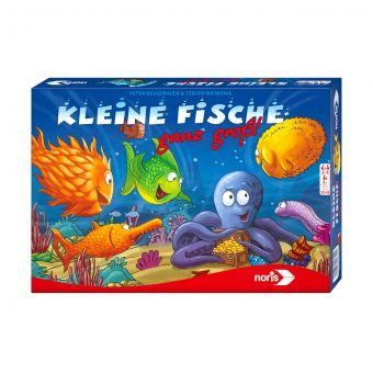 """[ Rofu.de ] """"Kleine Fische - Ganz groß!"""" / Kartenspiel ab 8 Jahren / Noris Spiele / 7,99€ via Click & Collect"""