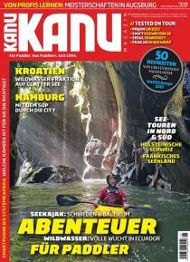 Kanu Magazin Abo (6 Ausgaben) für 38,80 € mit 35 € BestChoice-Gutschein (Kein Werber nötig)