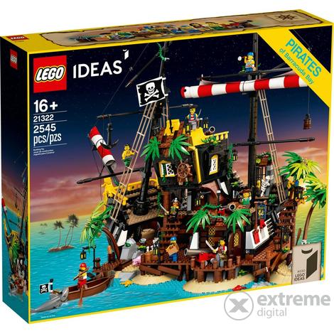 (extreme digital) Lego Ideas 21322 Piraten der Barracuda-Bucht (UVP - 10%)