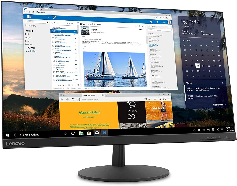 "NBB-Wochenangebote [11/21]: z.B. Lenovo L27q-30 Monitor (27"", WQHD, IPS, 350cd/m², 99% sRGB, 75Hz, FreeSync, HDMI, DP, VESA, 3J Garantie)"