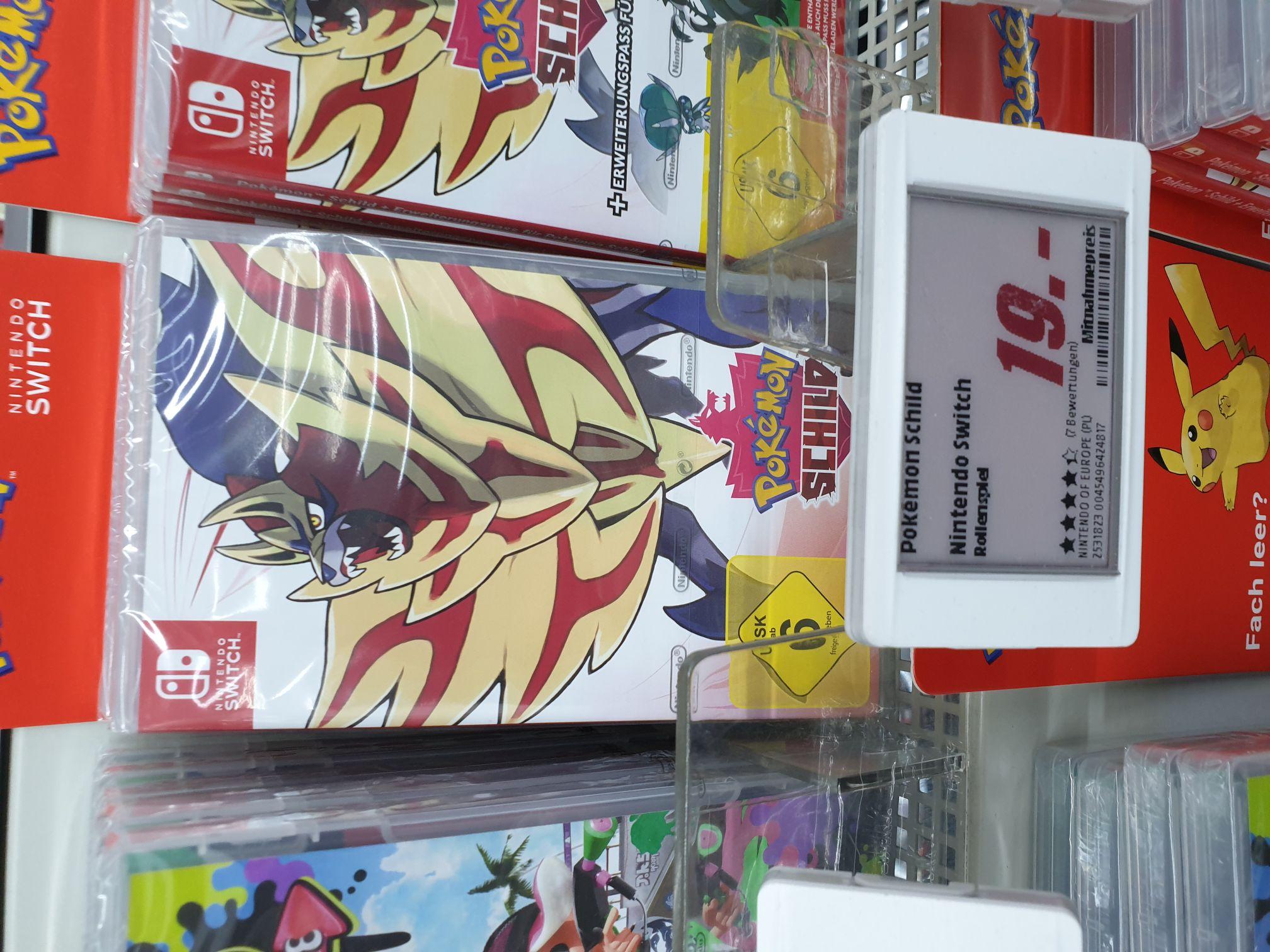 [Lokal Krefeld] Pokemon Schild @ Media Markt