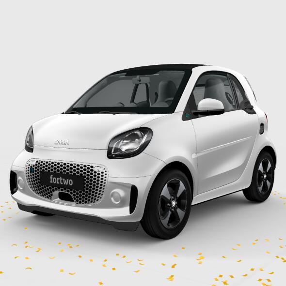 [Privatleasing] Smart EQ ForTwo Passion (82 PS, 17,6 kWh) mtl. 89€ + 476€ ÜF (eff. mtl. 110€), LF 0,35, GF 0,43, 24 Monate, BAFA