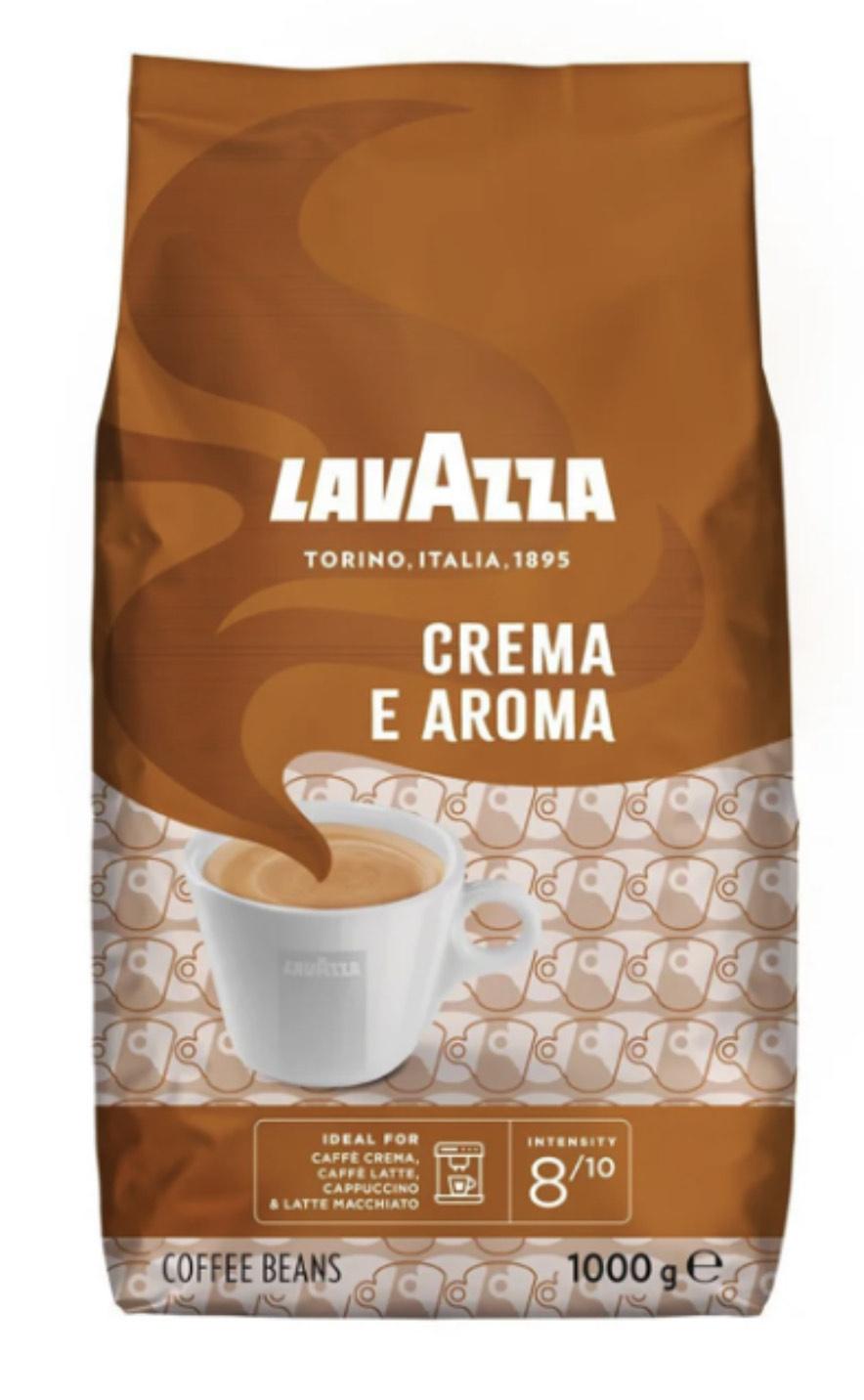 1kg HalloWach Lavazza Crema e Aroma (Filialabholung)