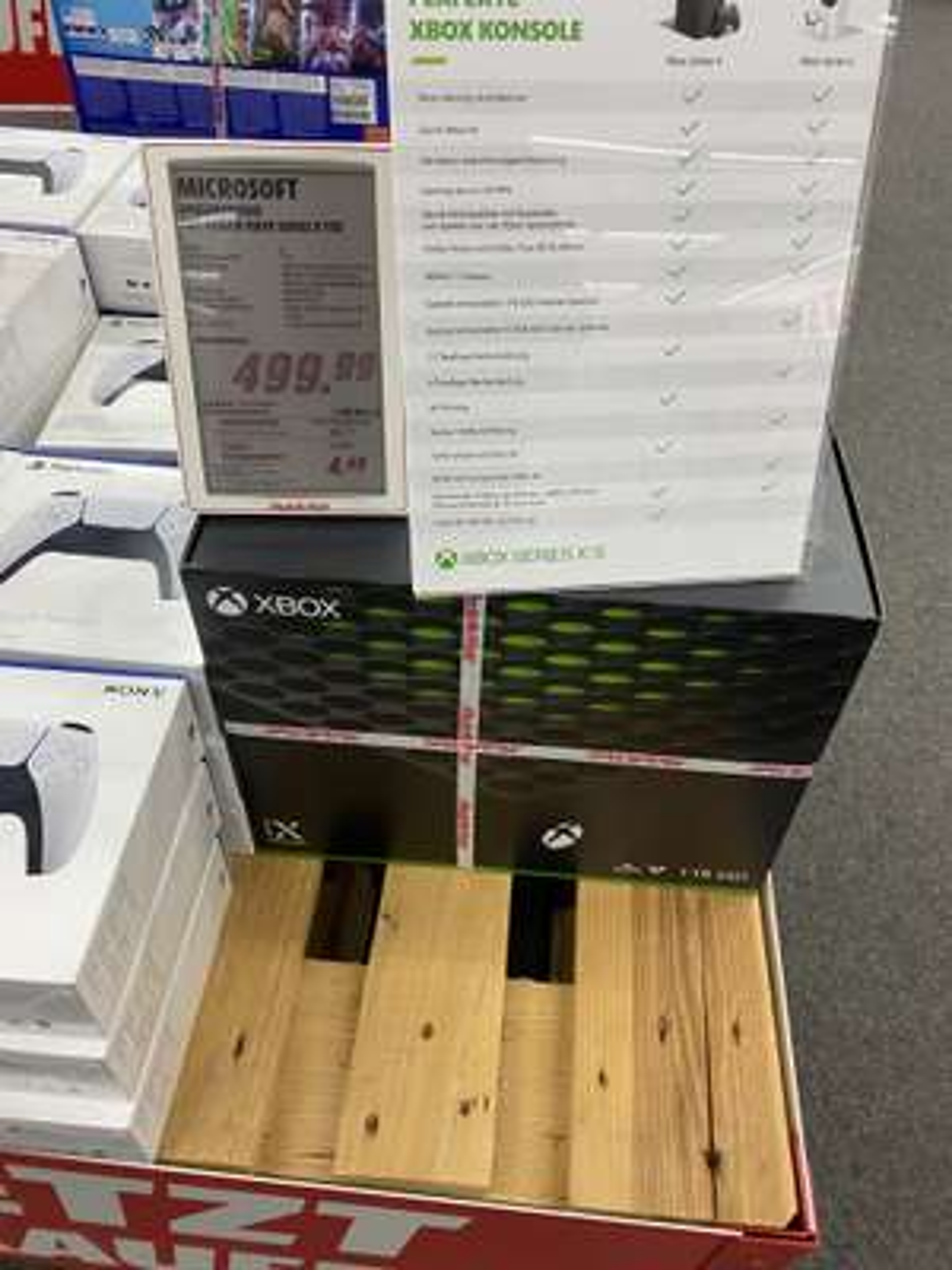 1x Xbox Series X - Lokal Media Mark Nördlingen