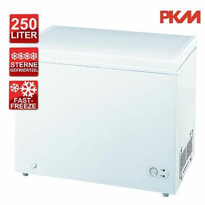 Gefriertruhe PKM GT 250 Nutzinhalt 250 Liter