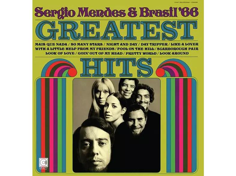 [MM/Saturn]Sergio & Brasil '66 Mendes - Greatest Hits - (Vinyl) [Abholung]
