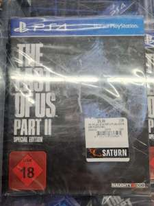 The Last of Us 2 Special Edition PS4 Saturn Centro Oberhausen