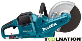 Makita DCE090ZX1 - Akku Trennschleifer mit bürstenlosem Motor 2 x 18 Volt Ohne Akku oder Ladegerät
