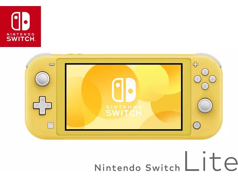 Nintendo Switch Lite Konsole gelb für 169,99€ inkl. Versandkosten
