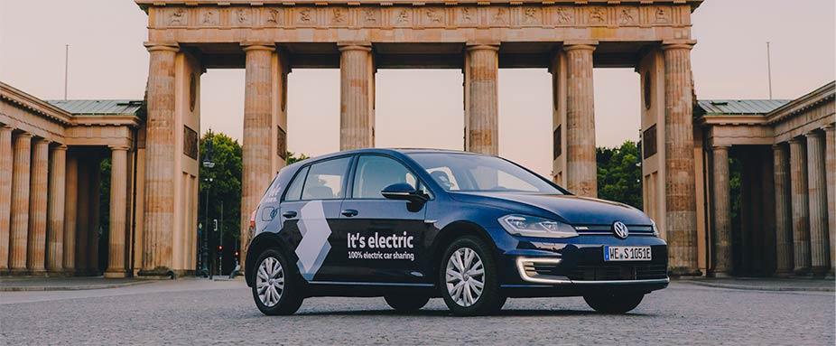 WeShare 3€ Gutschein für Carsharing in Berlin + Hamburg
