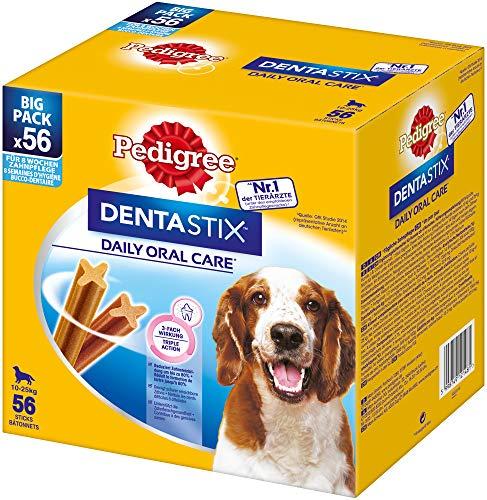 [Amazon] Nimm 5, zahl 4 - Pedigree DentaStix Daily Oral Care Zahnpflegesnack für mittelgroße Hunde