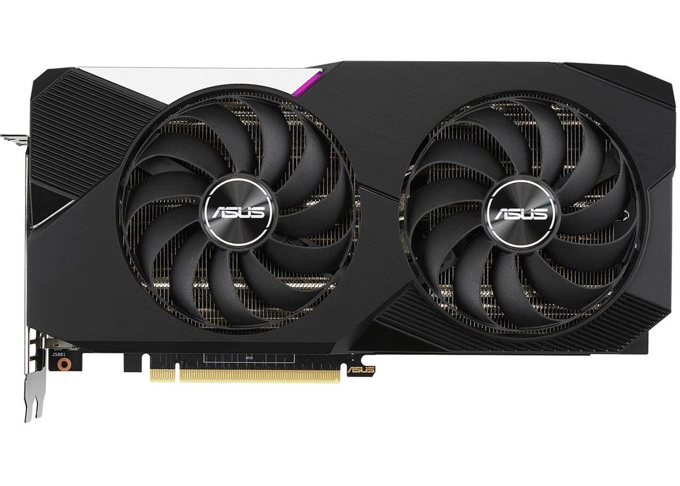 ASUS Dual GeForce RTX 3070 8GB
