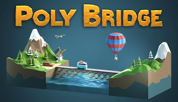 (PC) Poly Bridge 0,82€ , Deluxe Edition 1,08€ - Steam