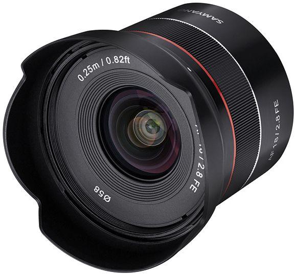 Samyang AF 18mm f/2.8 FE Sony E-Mount