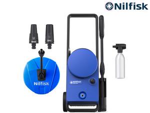 Nilfisk Hochdruckreiniger Core 125-5 PC (125 bar, 1400 W, Mit Terrassenreiniger, Aluminiumpumpe) [iBOOD]