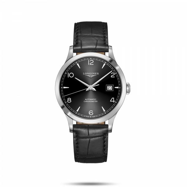 Longines Record - Herren Dresser Automatikuhr - zertifizierter Chronometer - 40mm - in 3 Versionen - 7% Shoop möglich