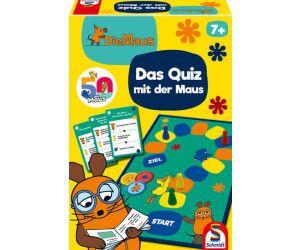 Schmidt 40613 - Das Quiz mit der Maus, Lernspiel [Thalia Abholung]