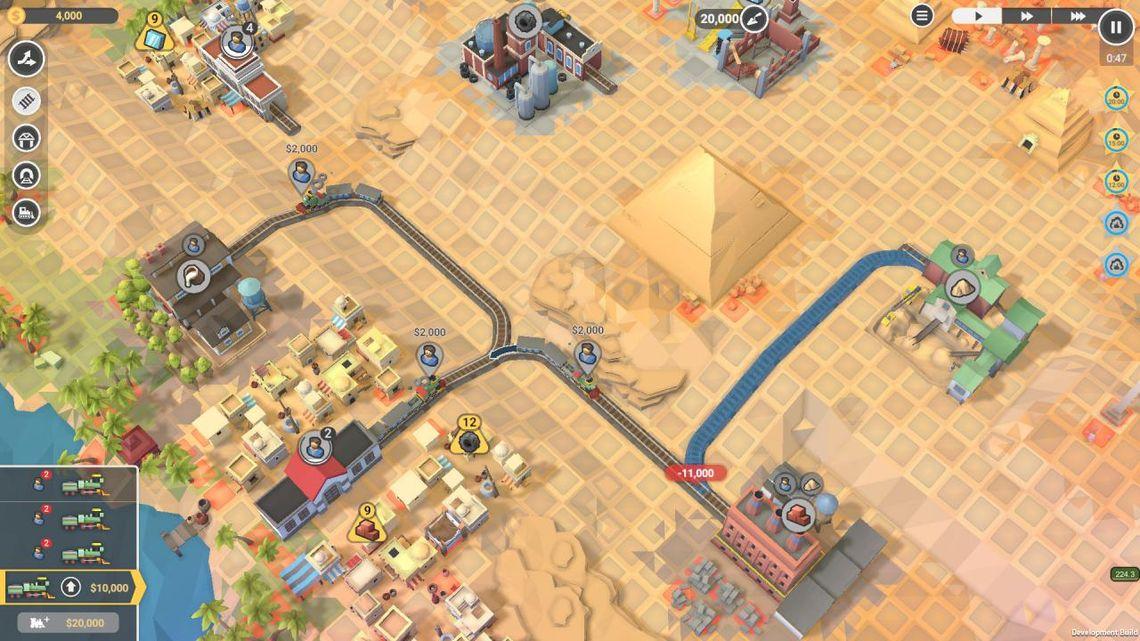 [Steam] Train Valley 2 PC als Steam Key für 0,92€