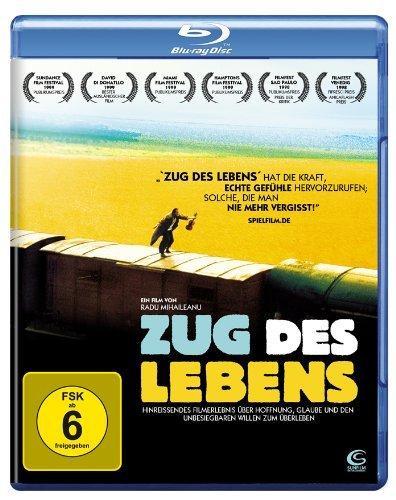 [Media Markt Berlin Steglitz] Blu-ray Zug des Lebens