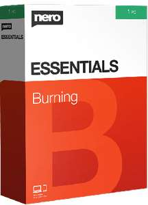 Nero Burn Express 2021 Essentials (Download)