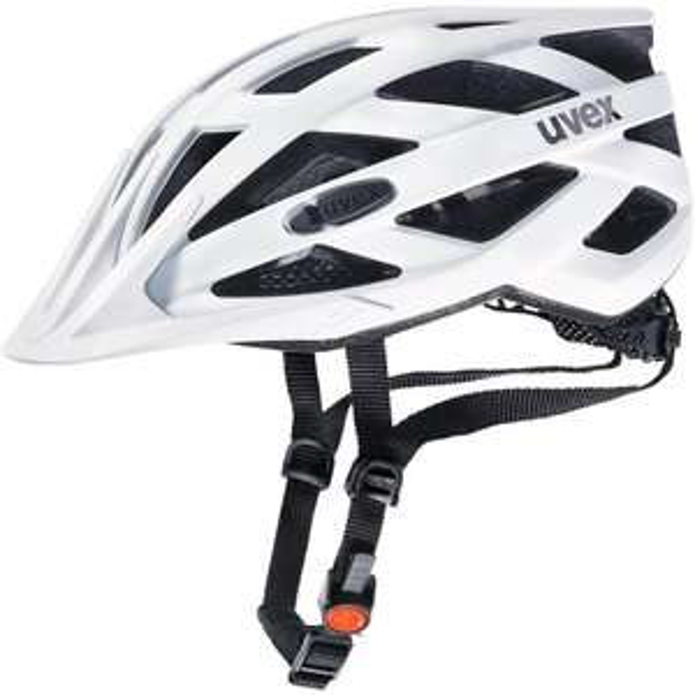 Uvex i-vo CC weiß matt / white mat