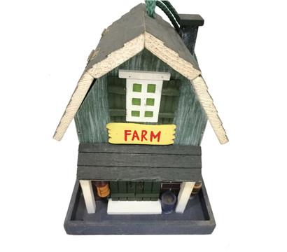 Dehner Natura Vogelhaus Farm - im Markt vor Ort auch für 9,99 €