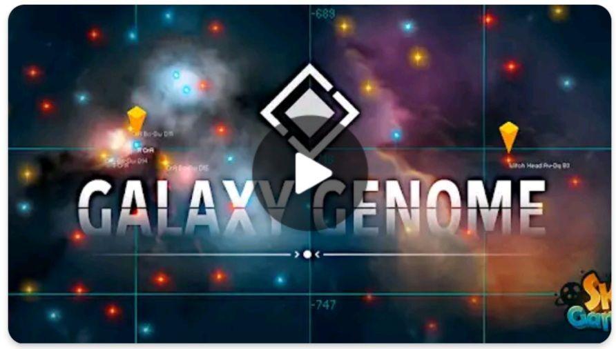 Galaxy. Genome